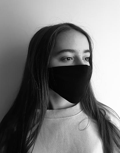 Mondmasker (zwart)